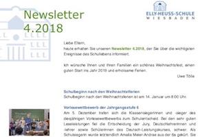 4. Newsletter 2018