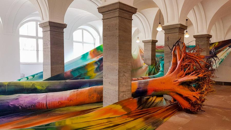 Studientag des Kunst-LK