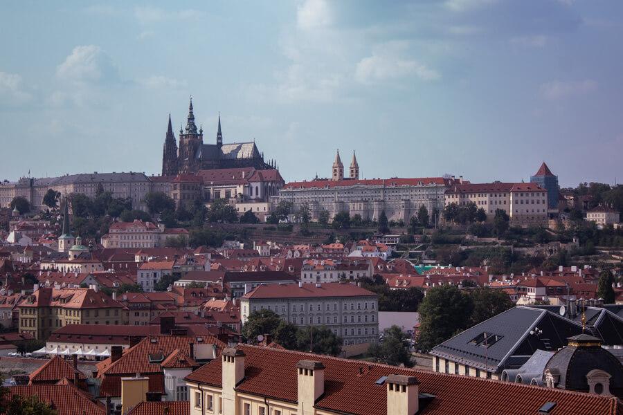 Studienfahrt — Bericht aus Prag