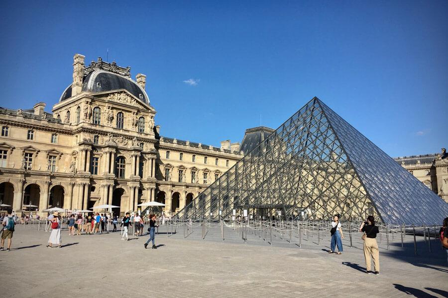Ein Besuch in Paris