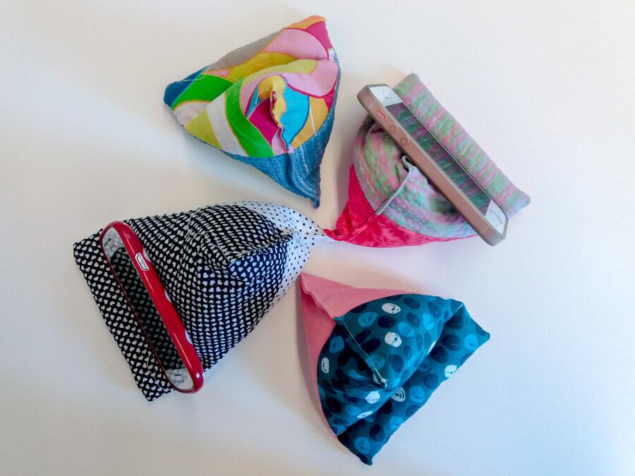 Wunderbare textile Alltagshelfer