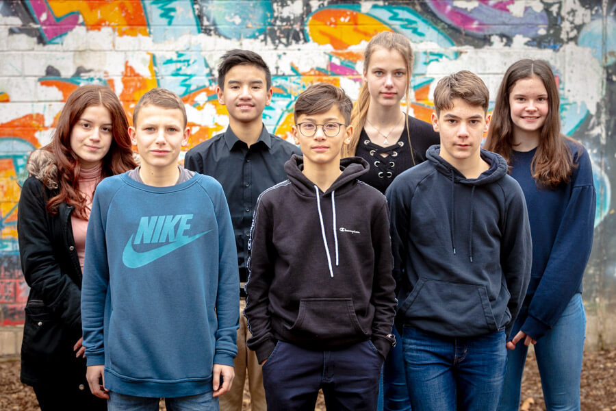 Der Mathematik-Wettbewerb des Landes Hessen 2019/2020