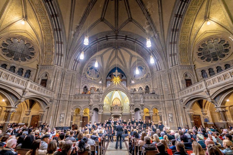 Adventskonzert in der Ringkirche