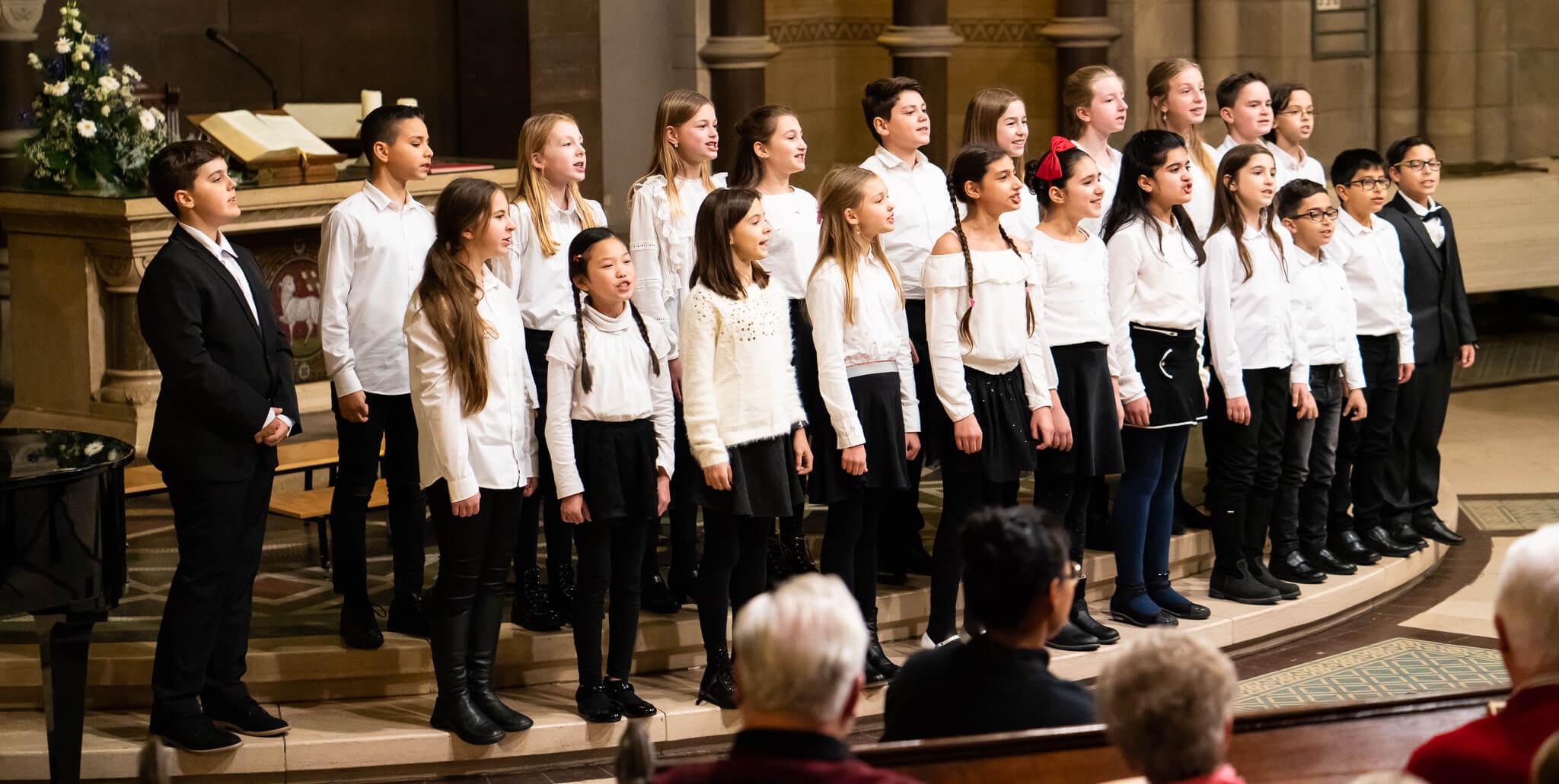 Weihnachten mit den Elly Singers