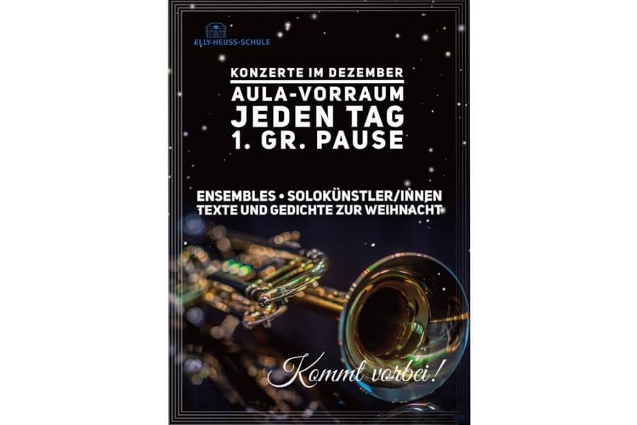 Konzerte im Dezember