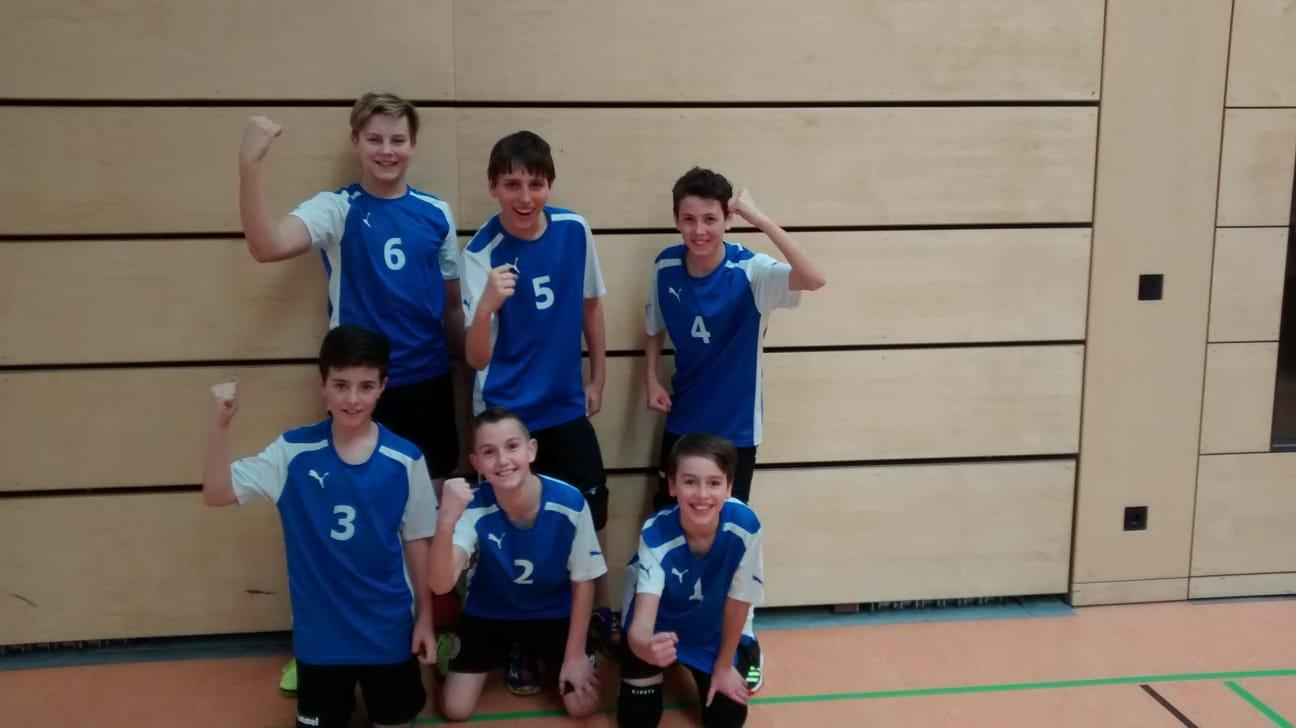 EHS-Juniors gewinnen WK4-Regionalentscheid