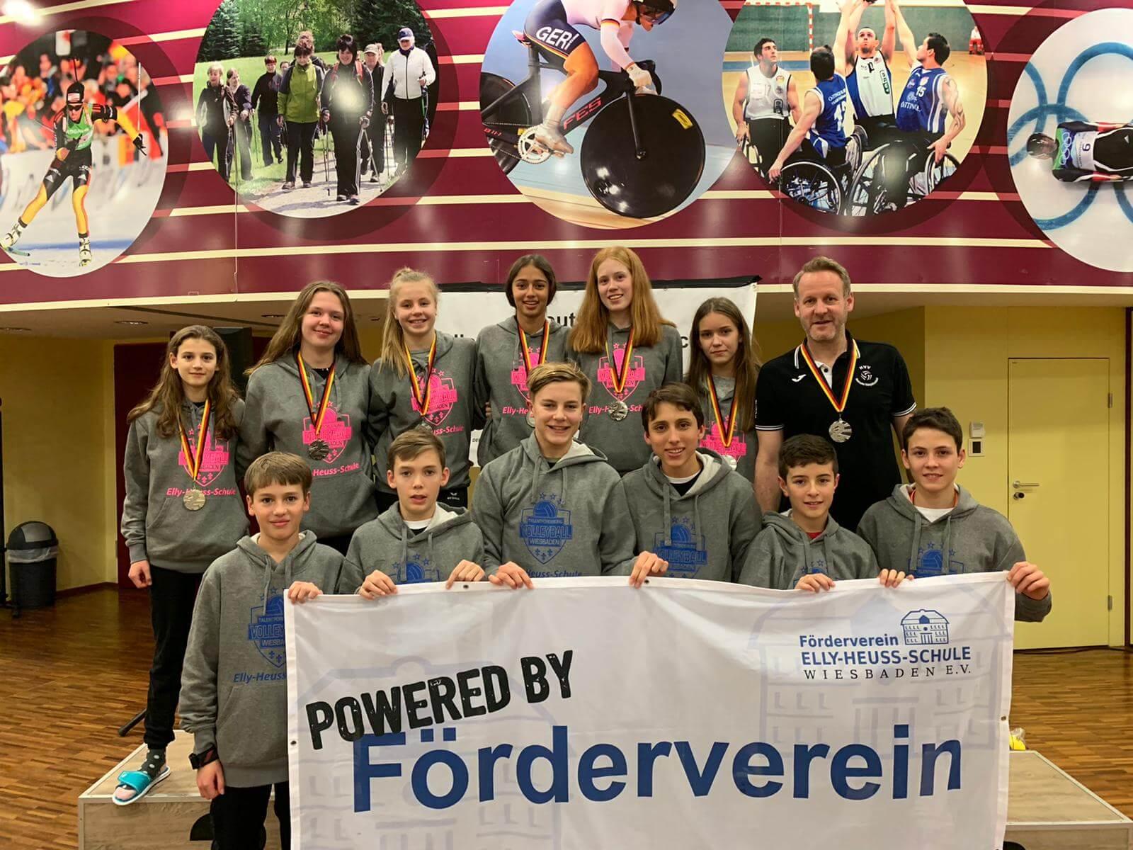 Deutsche Volleyball- Schulmeisterschaften