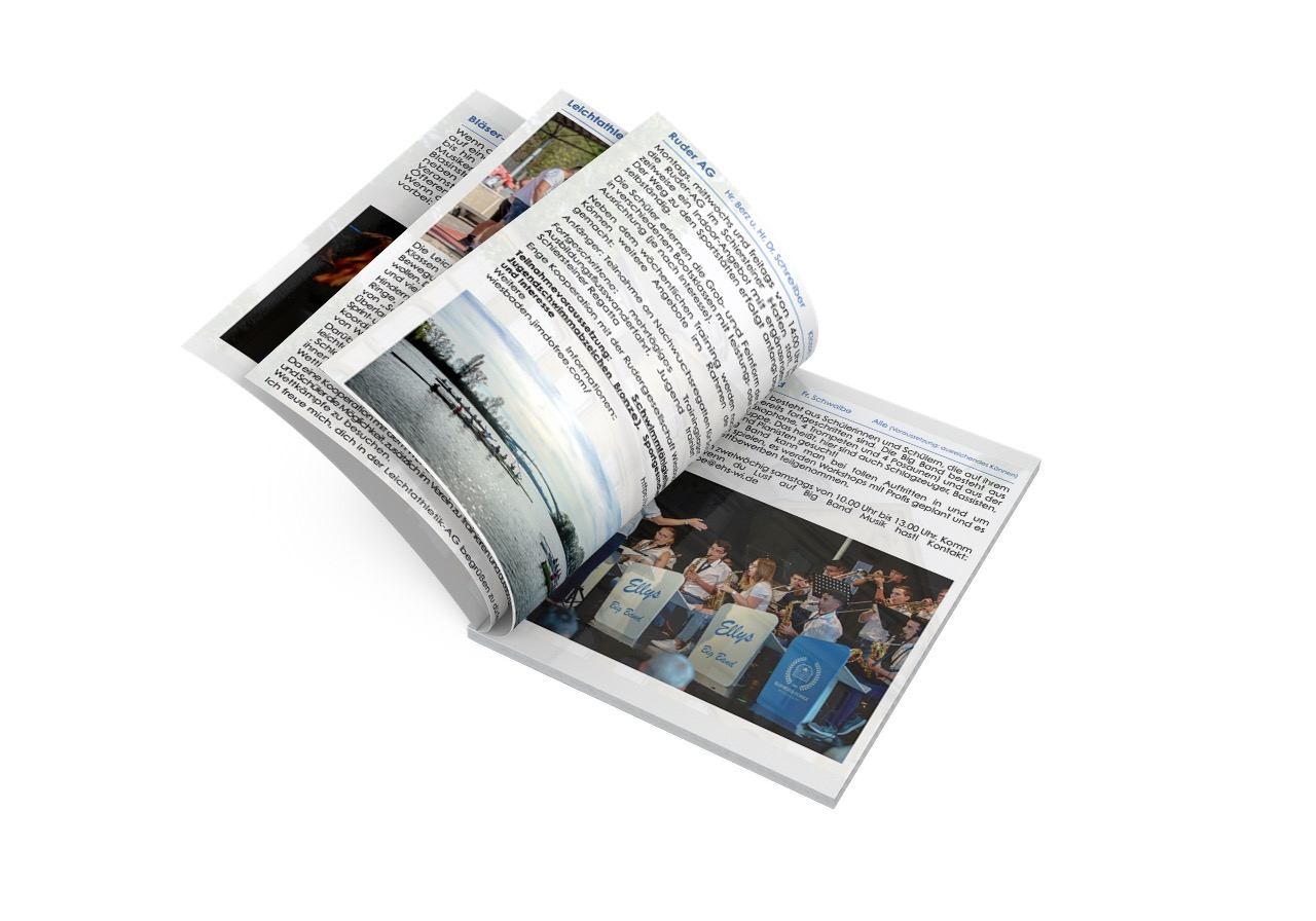 Broschüre Ganztagsangebot 2021/22