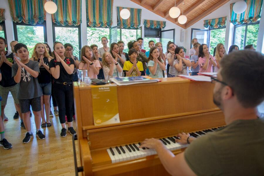 Das Fotoalbum zur Musikfreizeit in Oberwesel 2018
