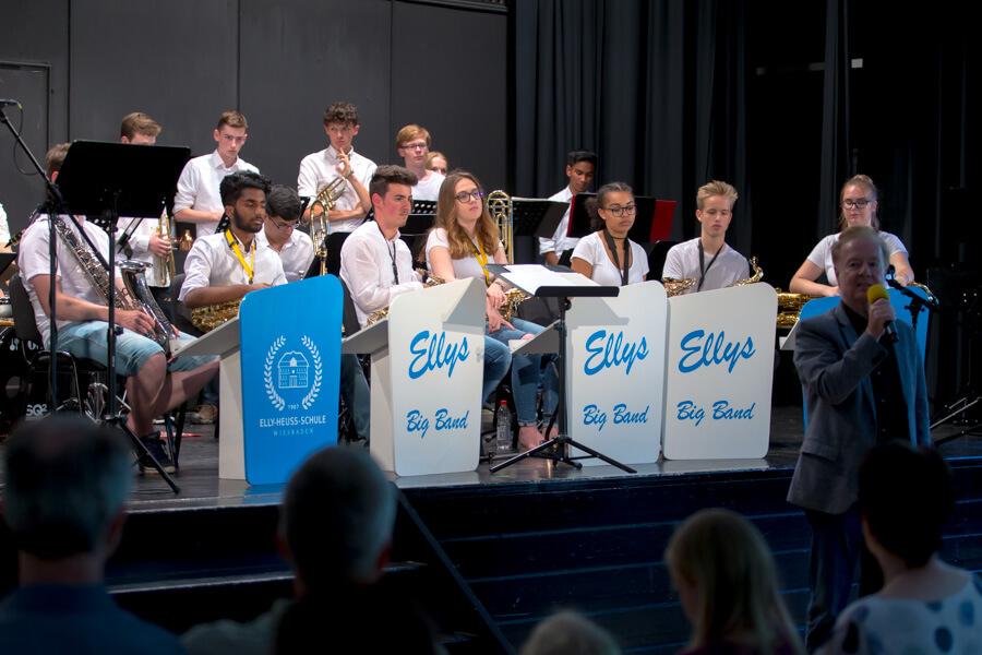 Big Band Treffen an der Elly-Heuss-Schule