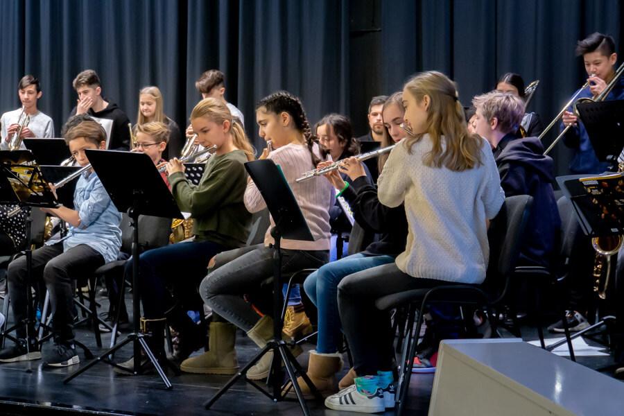 Konzert für<br> Grundschulkinder